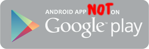 Android Applications not available on Google Play Store